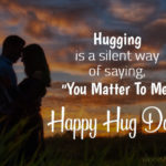 Quotes Of Hug Day Facebook