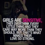 Quotes On Sensitive Girl Pinterest