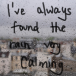 Rainy Friday Quotes Tumblr