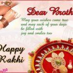 Rakhi Greetings To Brother Pinterest
