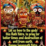 Rath Yatra Wishes In Hindi Facebook