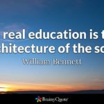 Real Education Quotes