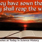 Religion And Science Bible Quotes