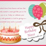 Religious Birthday Wishes For Niece Pinterest