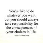 Responsibility Quotes Life Pinterest