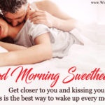 Romantic Good Morning Messages For Wife Pinterest