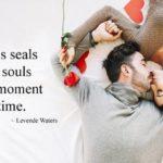Romantic Kiss Quotes Facebook
