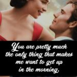 Romantic Movie Lines