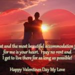Romantic Valentines Card Messages Facebook