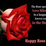 Rose Day Marathi Status Tumblr