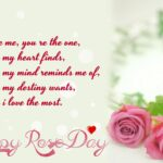 Rose Day Quotes For Her Tumblr