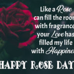Rose Day Sms For Girlfriend Facebook