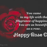 Rose Day Status For Boyfriend Facebook