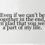 Saddest Part Of Life Quote Pinterest