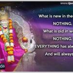 Sai Baba Morning Wishes Tumblr