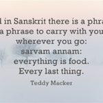 Sanskrit Quotes On Food Pinterest
