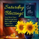 Saturday Blessings Quotes And Images Twitter