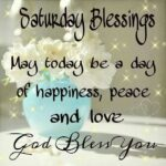Saturday Uplifting Quotes Facebook