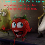 Sausage Party Funny Quotes Facebook