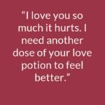 Secret Valentine Quotes