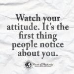 Self Positive Attitude Quotes Facebook
