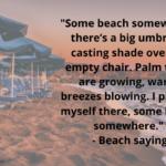 Short Beach Sayings Twitter