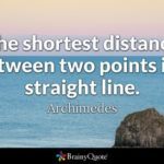 Short Distance Quotes
