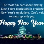 Short Funny New Year Quotes Facebook