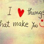 Short Love Words Facebook
