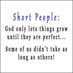 Short People Sayings Facebook