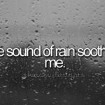 Short Raindrop Quotes Tumblr