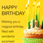 Simple Happy Birthday Wishes Pinterest