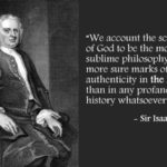 Sir Isaac Newton Famous Quotes Twitter