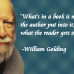 Sir William Golding Quotes Twitter