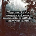 Solitude Quotes Thoreau Facebook