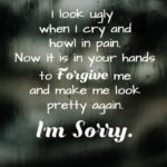 Sorry Quotes For Girl Facebook