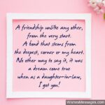 Special Daughter In Law Quotes Pinterest