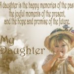 Special Daughter Sayings Facebook