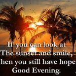 Special Evening Quotes Facebook