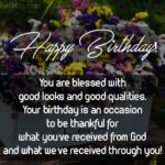 Spiritual Birthday Wishes For My Husband