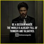 Srk Motivational Quotes