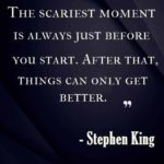 Stephen King Horror Quotes Facebook