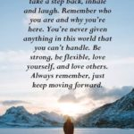 Strength To Move Forward Quotes