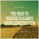 Success Road Quotes Tumblr