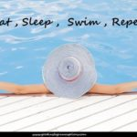 Summer Swimming Pool Quotes Facebook