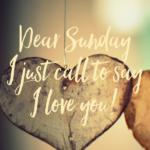 Sunday Love Quotes Facebook
