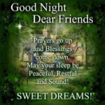 Sweet Good Night Message For A Friend Pinterest