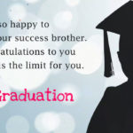 Sweet Message For Graduation Pinterest