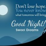 Sweet Night Quotes Facebook