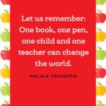 Teacher Back To School Quotes